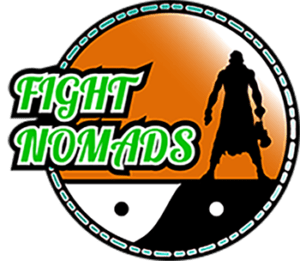 Fight Nomads website logo.